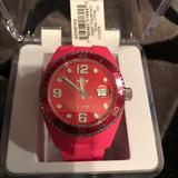 Adidas Accessories | Adidas Pink Watch Waterproof Watch | Color: Pink | Size: Os