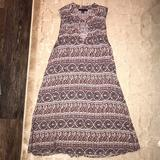 American Eagle Outfitters Dresses | American Eagle Baby Doll Dress | Color: Purple | Size: M