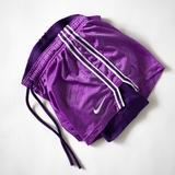 Nike Shorts | Nike Dri-Fit Shorts With Built-In Spandex | Color: Purple/White | Size: S