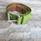 Michael Kors Other | Michael Kors Neon Green Belt..Size M | Color: Green | Size: M