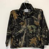 Columbia Jackets & Coats | Columbia Fleece Jacket Childrens 4-5 Camouflage | Color: Black/Green | Size: 45