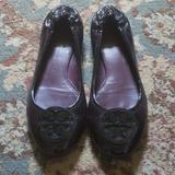 Tory Burch Shoes | Tory Burch Reva Flats | Color: Purple | Size: 10