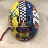 Disney Other   Disney Kids Bike Helmet   Color: Red/Yellow   Size: Osbb