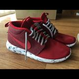 Nike Shoes   (Sale!) Nike Id Pendleton Roshe Boot   Color: Red   Size: 8
