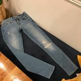 Levi's Jeans | Levis 711 Vintage Blue Denim Jeans | Color: Blue | Size: 24