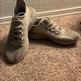 Adidas Shoes | Adidas Size 5 Fits Like A 6.5 | Color: Cream/Tan | Size: 5