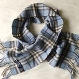 Burberry Other | Burberry Scarf | Color: Blue | Size: One Size