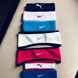 Nike Other | Bundle. Various Headbands. | Color: Silver | Size: Os