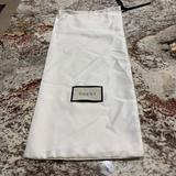 Gucci Bags | Gucci Shoe Sleeve Authentic | Color: Cream | Size: Os
