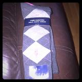 Polo By Ralph Lauren Underwear & Socks   3 Pairs Polo By Ralph Lauren   Color: Gray/Pink   Size: L