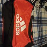 Adidas Bags   Adidas Duffle Bag   Color: Red   Size: Os