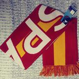 Adidas Accessories | Adidas Spain Mls Scarf Nwt | Color: Red/Yellow | Size: Os