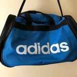 Adidas Bags   Adidas Duffel Bag Gym Fitness Yoga Small Bag   Color: Blue   Size: Os