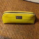Ralph Lauren Makeup | Ladies Ralph Lauren Cosmetic Bag | Color: Yellow | Size: Os