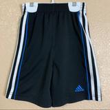Adidas Bottoms   Adidas Boys Shorts Size 5   Color: Black/Blue   Size: 5b