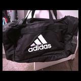 Adidas Bags   Adidas Duffel Bag Xl   Color: Black/White   Size: Os