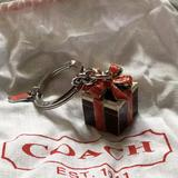 Coach Accessories | Coach Gift Box Keychain (Collector) | Color: Brown | Size: Os