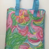 Lilly Pulitzer Other   Lilly Pulitzer Picnic Blanket Flamingo New   Color: Green/Pink   Size: Os