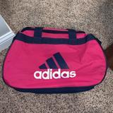 Adidas Bags   Adidas Duffel Bag   Color: Blue/Pink   Size: Os