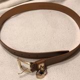 Michael Kors Accessories | Belt | Color: Tan | Size: Large