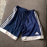 Adidas Bottoms   Adidas Boys Shorts Size S   Color: Blue   Size: Sb