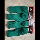 Adidas Underwear & Socks   Adidas Baseball Socks   Color: Green   Size: M