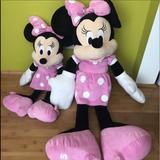 Disney Other | Disney Minnie Mouse 25 | Color: Black/Pink | Size: 25