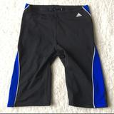 Adidas Swim | Mens Adidas Flex Splice Swim Shorts 32 New | Color: Black/Blue | Size: 32