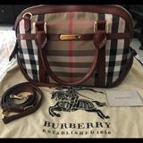 Burberry Bags | Authentic Preburberry Sartorial Bowling Bag | Color: Brown | Size: Os