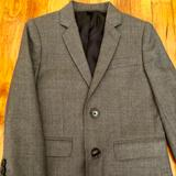 J. Crew Matching Sets   Like New. Boys 2 Peice Suit. Italian Milled Wool.   Color: Gray   Size: 6b