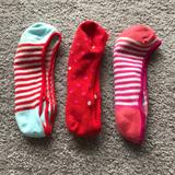 Kate Spade Accessories | Kate Spade Socks | Color: Pink/Red | Size: Os