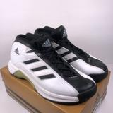 Adidas Shoes | 2001 Adidas Womens Undeniable Basketball Shoes | Color: Black/White | Size: 7.5