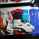 Nike Underwear & Socks   Basketball Sock Collection   Color: Blue/White   Size: Various