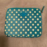 Kate Spade Accessories | Authentic Kate Spade Ipad Tablet Case | Color: Blue/Green | Size: 10 X 8 Inches