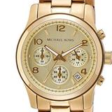 Michael Kors Jewelry   Michael Kors Chronograph Womens Watch   Color: Gold   Size: Os
