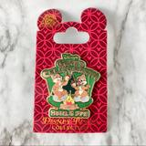 Disney Other | New Disney - Chip N Dale Grand Cali Trading Pin | Color: black | Size: Os