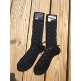 Polo By Ralph Lauren Underwear & Socks | 2 Pairs Of Polo Ralph Lauren Socks | Color: Black | Size: Sock Size: 10-13 Fits Shoe Size: 6-12 12