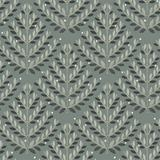 Laurel Leaf Wallpaper Light Blue - Ballard Designs