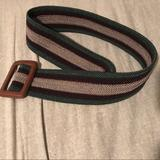 Anthropologie Accessories | Anthro Size S Braided Belt | Color: Gray/Purple | Size: Small