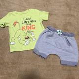Disney Matching Sets | Lion King Outfit | Color: Green | Size: 12mb