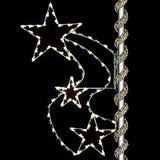 8' Falling Stars, LED