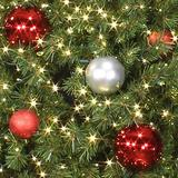 Tree Ornament Package - Red and Silver - Small Ornaments-40'