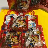 Disney Party Supplies | Disney Jake The Pirate Candy Bag New | Color: Red | Size: Os