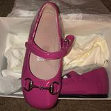 Gucci Shoes   Baby Fuschia Gucci Flats-Like New, Worn Once   Color: Pink   Size: 6bb