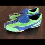 Nine West Shoes | Awesome Nine West Fashion Sneakers | Color: Blue/Green | Size: 7.5