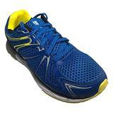 Men's Tech Jogger Mesh Athletic Avia Shoe, Blue Yellow (8.5 (M)