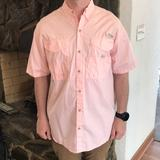 Columbia Shirts | Columbia Pfg Fishing Gear | Color: Pink | Size: M