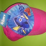 Disney Accessories | Disney'S Pixar Finding Dory Kids Hat | Color: Blue/Pink | Size: Osg