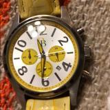 Dooney & Bourke Accessories   Dooney&Bourke Watch   Color: Yellow   Size: Os
