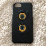 Coach Accessories | Iphone 8 Case | Color: Black/Orange | Size: Os
